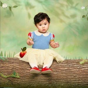 Disney gap Snow White knit dress costume